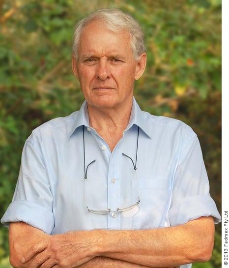 Jeremy Griffith, Sydney, November 2013