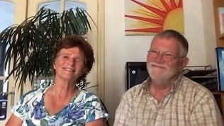 Annemieke Akker and Hendrik Riksen, founders of the WTM Netherlands Centre