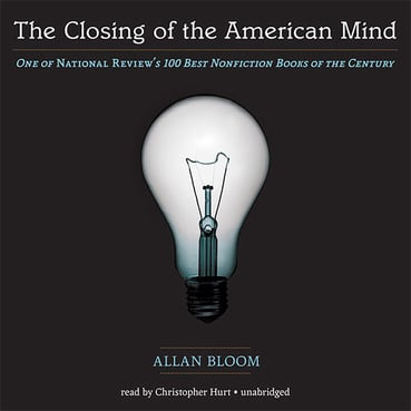 'The Closing of the American Mind' cover