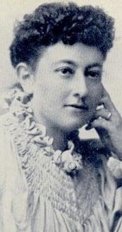 Photo of Olive Schreiner