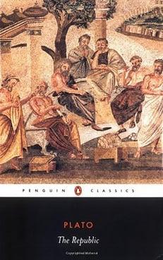 Cover of Plato's 'The Republic'