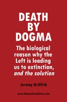 Cover of the book Death by Dogma by Jeremy Griffith