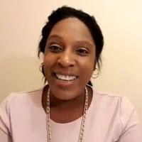 Dorine Mwesigwa, author, theologian & life coach