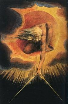 William Blake's Ancient of Days (1794)