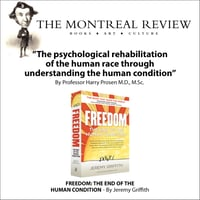 Review of FREEDOM in the Montreal Review by Prof Harry Prosen