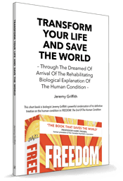 'Transform Your Life And Save The World'