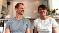 Ulrik and Sandra Helms, WTM Sweden Centre