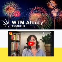 WTM Albury website