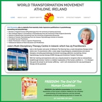 WTM Athlone website