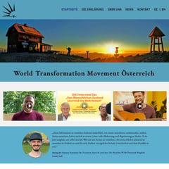 WTMAustria.com website