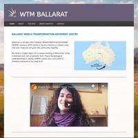 WTM Ballarat website