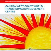 WTM Canada West coast website