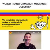 WTM Colombia website
