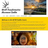 WTM Dublin website