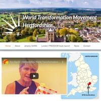 World Transformation Movement Hertfordshire website