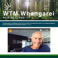 WTM Whangarei website