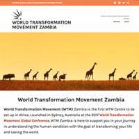 WTMZambia.com website