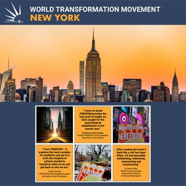 World Transformation Movement New York