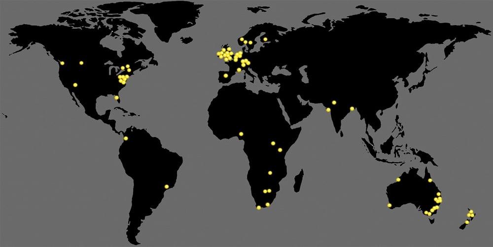 World Transformation Movement centres