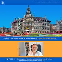 WTM Antwerp website