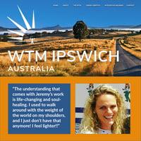 WTM Ipswich website