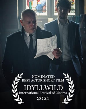Craig Conway in the short film 'Eulogy' for which he has been nominated for Best Actor Short Film at the Idyllwild International Festival of Cinema in 2021